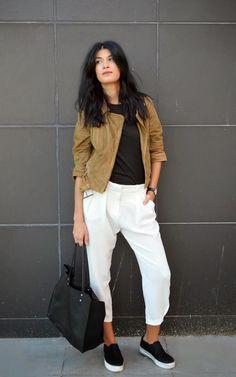awesome Модные женские слипоны (50 фото) — С чем носить, как комбинировать?