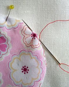 how to applique.