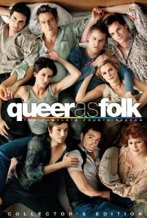 """""""Queer as Folk"""" (American version)  follows the lives of a group of gay men and women living in Pittsburgh, Pennsylvania,"""