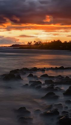 Kauai Hawaii Sunset - Photo by Michael Wifall
