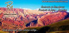 Quebrada de Humahuaca,es un profundo y angosto surco de origentectónico-fluvialubicado íntegramente en la provincia deJujuy, en elnorteargentino. La quebrada está recorrida por elrío Grande, subafluente delrío Paraguay. Pertenece a la subregión de laCordillera Oriental, y se encuentra limitada por dos cordones: el occidental y el oriental.