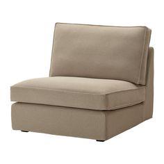 KIVIK One-seat section - Replösa beige - IKEA