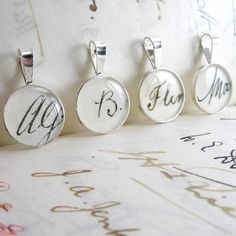 DLK Signature Series Antique or Vintage Signature by dlkdesigns, $48.00