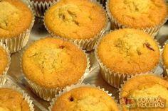 Receita de Muffin de abóbora com especiarias em receitas de doces e sobremesas, veja essa e outras receitas aqui!