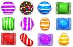 Candy Saga Crush | Encontrar una manera de conseguir dos ...