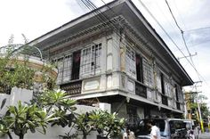 old philippine house