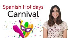 Aprenda acerca de las fiestas en España.