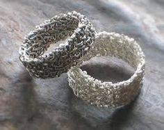 Resultado de imagen para anillos de plata y oro para revender