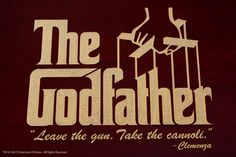 Godfather Cigar Humidor with Gold Inlay Godfather Logo and your favorite movie quote http://godparentbaptismgifts.com/collections/consigliere/products/godfather-cigar-humidor-with-gold-inlay-personalization?variant=1322287256