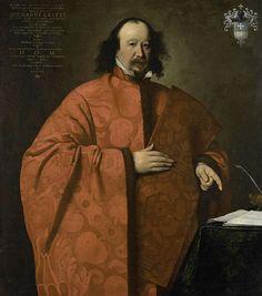 Carlo Ceresa - Ritratto di Bernardo Gritti - 1646 - Olio su tela - Rijksmuseum, Amsterdam