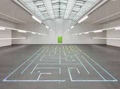 Hydrophobic Coated Floor Liquid Maze by uvproductionhouse on Etsy