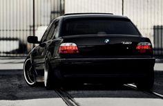 740i - BMW 7 Series E38 (1994–2001)