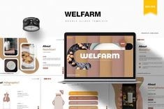 INTRODUCING This is Welfarm - Powerpoint Template- Get it now!, great presentation template for All business and personal needs. All elements on this template Powerpoint Maker, Powerpoint Themes, Microsoft Powerpoint, Powerpoint Presentation Templates, Software, Powerpoint Modelos, Envato Elements, Great Presentations, Premium Wordpress Themes