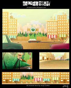 """Film """"ARBOL """" / Plaza sesamo on Behance"""