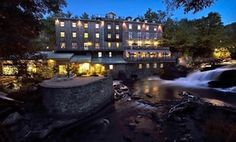 Groupon - Stay with Optional Dining Credits at Wakefield Mill Hotel & Spa in Gatineau Park, QC. Dates Available into June. in Gatineau Park, QC. Groupon deal price: $99