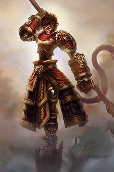 Wu Kong the Monkey King (Leauge)