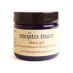 Mojito Man Mini Shave Gel