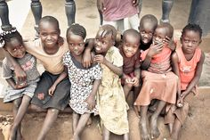 My sweet people in Uganda. I love these children with my whole heart.