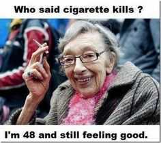 why you need to stop smoking NOW!