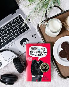Is anyone else SO SUPER EXCITED for the Love Simon movie to release already??  I am!! - Yesterday I officially finished my re-read of Simon vs the Homo Sapiens Agenda by Becky Albertalli and now I want nothing more than to see the movie ASAP. I forgot how much I loved the book the first time I read it and I think I loved it even more the second time around if thats even possible. I listened to the audiobook and its SO SO good. The movie looks amazing as well I cant wait to see it!! - Have…