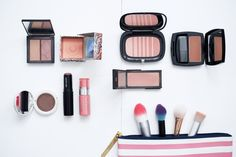 THE BLUSHER FILES: CREAMS POWDERS GLOWGETTERS OH MY! I do love a product round up! Such a good opp to share with you all the products in a makeup