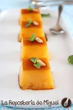 Flan - Recipe in Spanish - use your translation button
