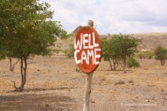 Well Came!, Damaraland