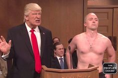Host Alec Baldwin and political skits carried show to highest rating since January 2011