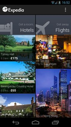 Expedia - best for offering up money saving insights, such as suggestions for alternate airports.