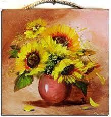 Výsledek obrázku pro obraz slunečnice
