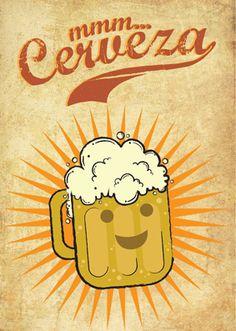 Nada mejora para animar el día que una cerveza y buena compañía