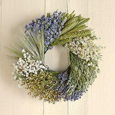 Lavender Abundance Wreath #luvocracy
