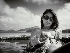 Bharatbytes: Ileana D'cruz Enjoying Vacation in Fiji Island