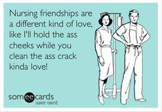 Nursing friendship