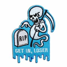 Get in, Loser Patch – Creepy Co.