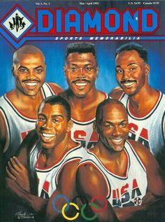 af5a9bc3a Dream Team Olympic Basketball
