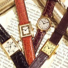 有楽町ルミネ.Vintage must de Cartier.