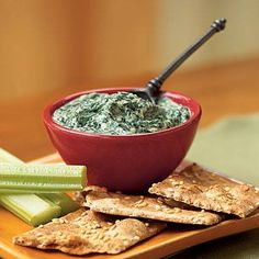 Spinach-Parmesan Dip