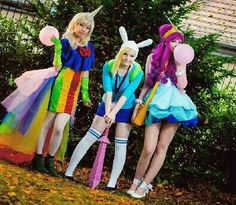 Adventure time cosplay