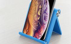 Creative Foldable Phone Tablet ABS Material Lazy Bracket Stand IPS01 Ipad Stand, Ipad Air 2, Lazy, Phone, Mini, Creative, Telephone, Phones
