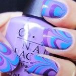 How to Do A Water Marble Design At-home Manicure | Makeup.com
