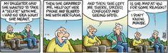 Pickles Comic Strip, March 14, 2014 on GoComics.com