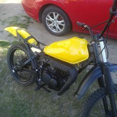 Jeszcze tylko fotel Scrambler, Yamaha, Motorcycle, Vehicles, Motorcycles, Car, Motorbikes, Choppers, Vehicle