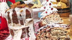 Pan dulce de panadería