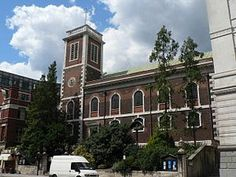 Architect: Sir Christopher Wren: St Andrew-by-the-Wardrobe, London