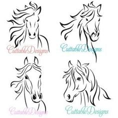 Horse Stallion Head Lined Art Cuttable Design Cut File. Vector, Clipart, Digital Scrapbooking Download, Available in JPEG, PDF, EPS, DXF and SVG. Works with Cricut, Design Space, Sure Cuts A Lot, Make the Cut!, Inkscape, CorelDraw, Adobe Illustrator, Silhouette Cameo, Brother ScanNCut and other compatible software.