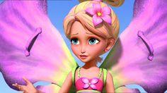 Barbie presents Thumbelina - barbie-movies Screencap