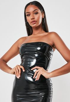 4075 items - Need a new cute dress? summer dresses to maxi & going out dress, we've got you covered with our latest drop of women's dresses. Dresses Uk, Cute Dresses, Jumpsuit Dress, Bodycon Dress, Latex Girls, Leather Dresses, Going Out Dresses, Black Midi Dress, Vinyl