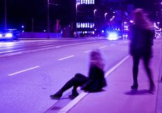 """wastedchildhoods: """" i want to do this with my friends. just be out at night with no real destination, exploring the city and just having fun. like we would lose track of time, it'd be so epic. """""""