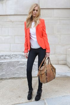 FASHION WORK : #Inspírate: LOOKS JUVENILES de OFICINA
